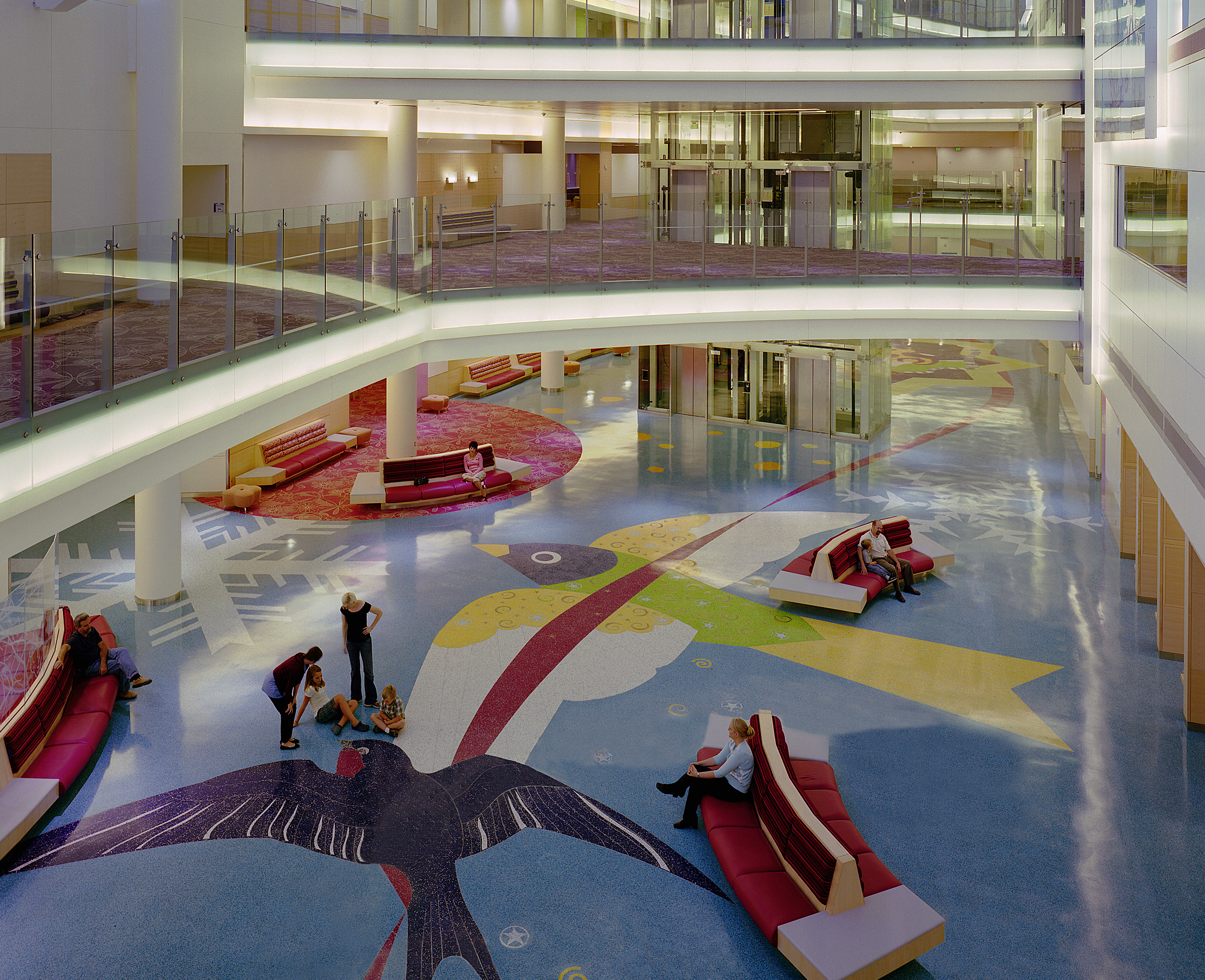 Children's Hospital Colorado Atrium